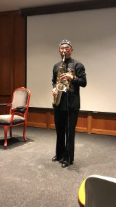 The multi-talented Yaqiu Wang